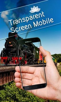 Transparent Screen Mobile apk screenshot