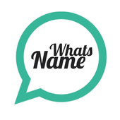 What's Name icon