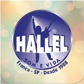 Hallel Som e Vida icon
