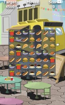 Crush The Food King apk screenshot