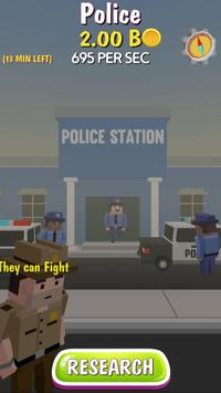 City Rebuild - Zombie Clicker apk screenshot