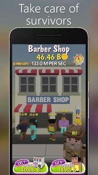Zombie City - Clicker Tycoon apk screenshot