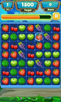 Fruits Link Smasher poster