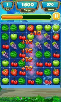 Fruits Link Smasher screenshot 1