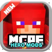 Hero Mods For MCPE icon