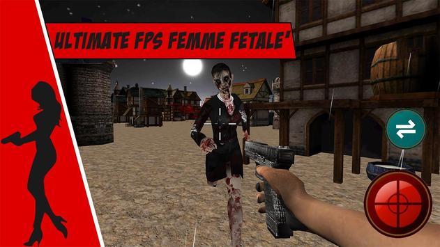 Zombie Reaper Dead Rampage 3D poster