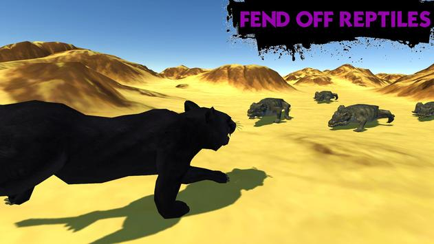 Deadly Black Panther Simulator apk screenshot