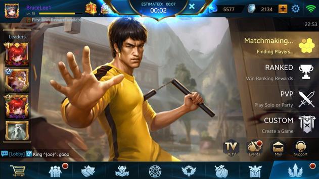 Heroes Evolved APK-screenhot