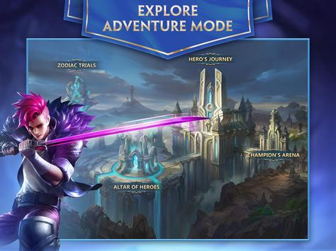 Heroes Evolved apk screenshot