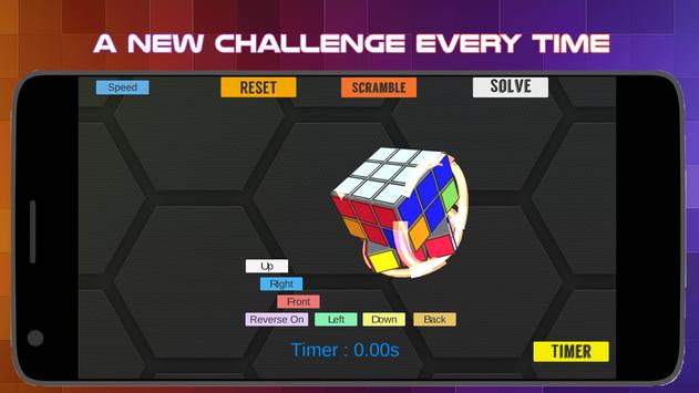 Rubiks Cube Speed Challenge apk screenshot