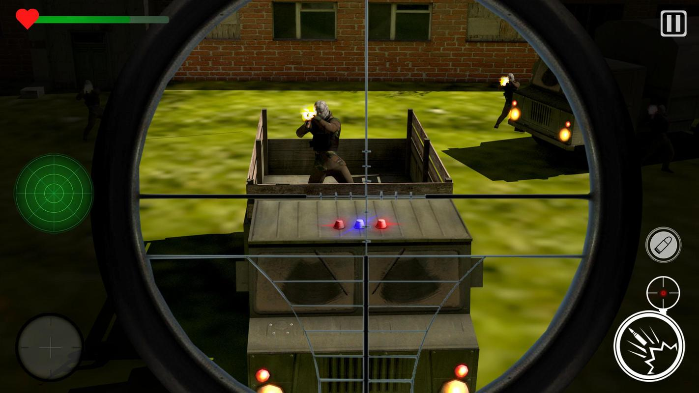 sniper assassin terminator - criminal sharpshooter apk download