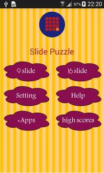 Slide Puzzle poster