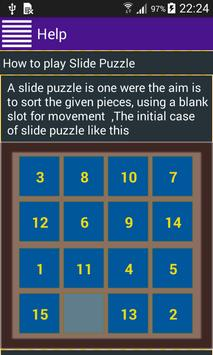 Slide Puzzle apk screenshot