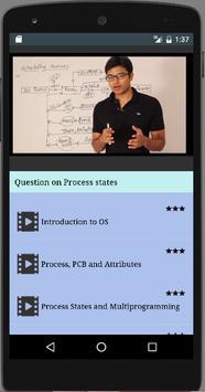 Gate CS with Lecture apk screenshot