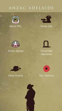 ANZAC Adelaide poster