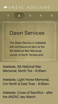 ANZAC Adelaide apk screenshot
