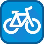 Blue Shield Bike Challenge icon