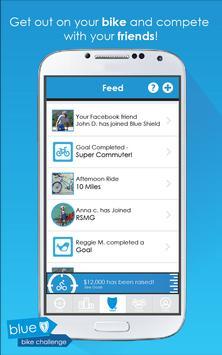 Blue Shield Bike Challenge screenshot 10