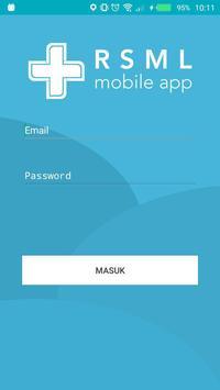 RSM Sigap Driver apk screenshot