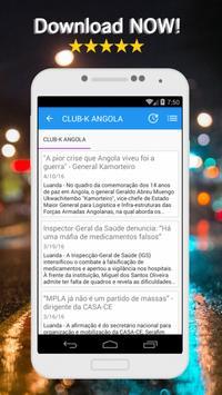 📰Angola News-Angola News 24H screenshot 1