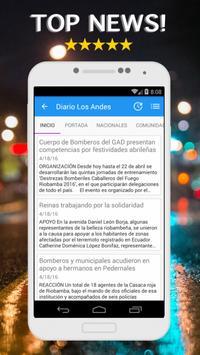 📰Ecuador News-Ecuadorian News screenshot 1