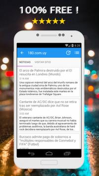 📰Uruguay News-Uruguayan News screenshot 1