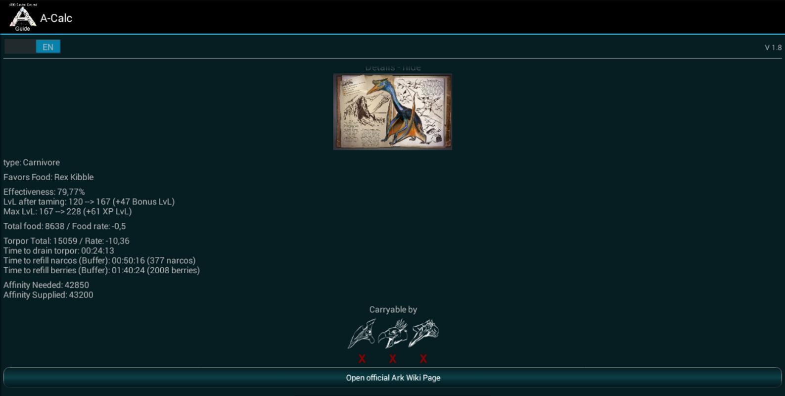 A calc ark survival evolved descarga apk gratis herramientas a calc ark survival evolved captura de pantalla de la apk forumfinder Images