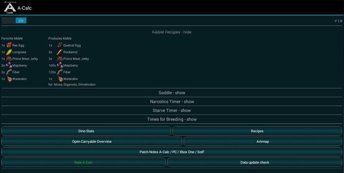A calc ark survival evolved descarga apk gratis herramientas a calc ark survival evolved captura de pantalla de la apk forumfinder Gallery