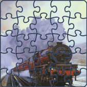 2016 Train Jigsaw Puzzles icon