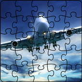 2016 Airplane Jigsaw Puzzles icon