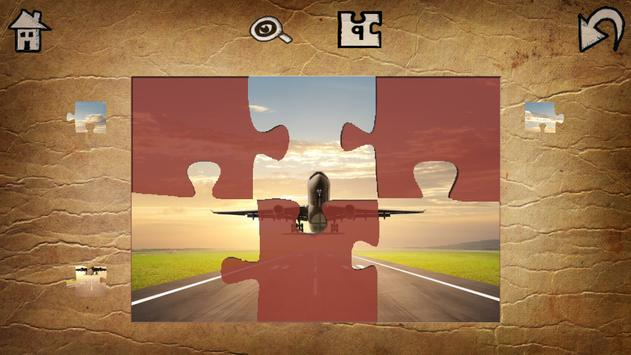 2016 Airplane Jigsaw Puzzles screenshot 10