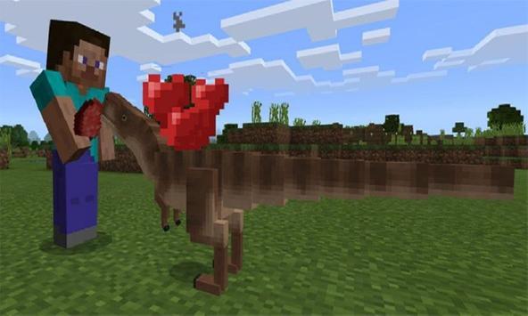 Mod T-Rex for MCPE apk screenshot
