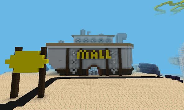 Map SpongeBob Bikini for MCPE apk screenshot
