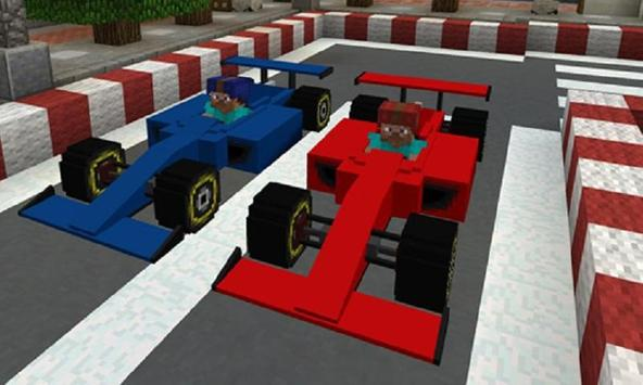Mod Sports Car for MCPE apk screenshot