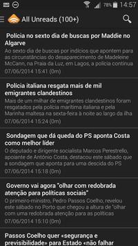 RSS Notícias Portugal poster