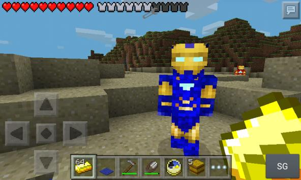 Red Hero Mod screenshot 1
