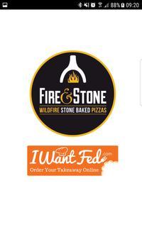 Fire and Stone Pizza poster