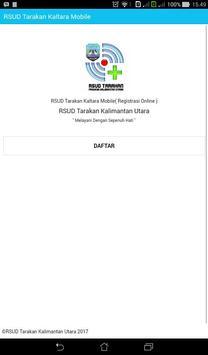 RSUD Tarakan Kaltara Mobile poster