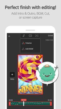 Mobizen Screen Recorder for SAMSUNG скриншот приложения