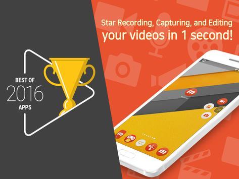 Mobizen Screen Recorder for SAMSUNG постер