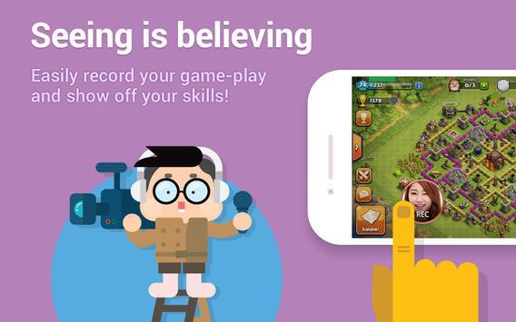 GameDuck- Play, Record, Share screenshot 3