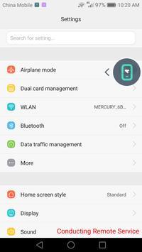Remote Service screenshot 3