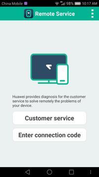 Remote Service screenshot 1