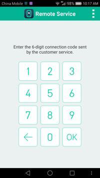 Remote Service screenshot 2