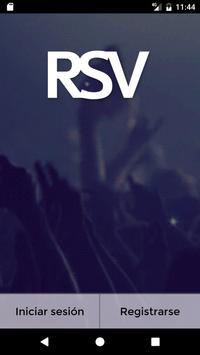 RSVapp poster