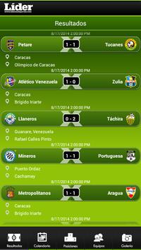 Futve Líder screenshot 1