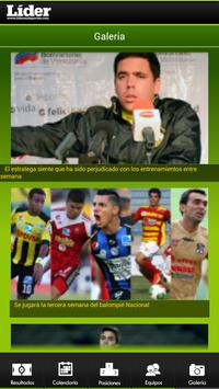 Futve Líder screenshot 5