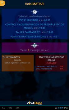 Vivo Duoc Alumnos screenshot 4