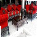Salon marocain décoration