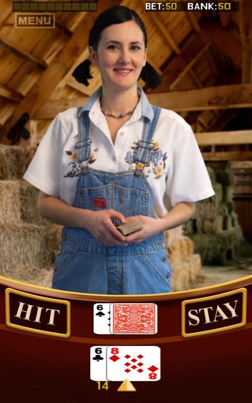 Free Strip Blackjack mit echten Mädchen, Curt Cameron nackt